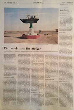 Ein Leuchtturm für Afrika? Somalilands stille Erfolgsgeschichte